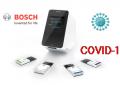 BOSCH desarrolla test rápidos contra el coronavirus COVID-19